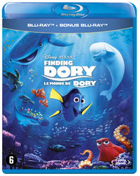 Finding Dory-Blu-Ray