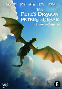 Peter En De Draak (2016)-DVD