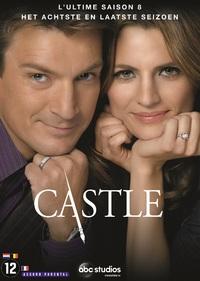 Castle - Seizoen 8-DVD