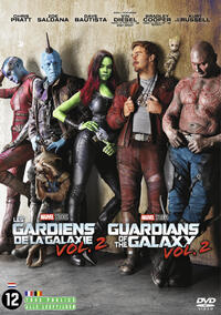 Guardians Of The Galaxy 2-DVD