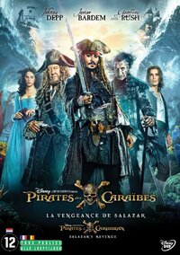 Pirates Of The Caribbean 5: Salazar's Revenge-DVD