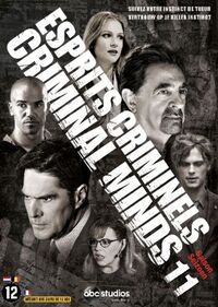 Criminal Minds - Seizoen 11-DVD