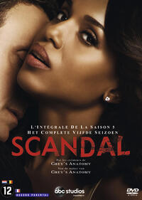 Scandal - Seizoen 5-DVD