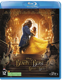 Beauty And The Beast (2017)-Blu-Ray