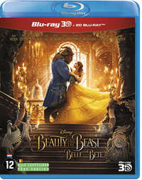 Beauty And The Beast (2017) (3D En 2D Blu-Ray + DVD)-3D Blu-Ray
