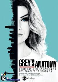 Grey's Anatomy - Seizoen 13-DVD