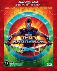 Thor - Ragnarok (3D En 2D Blu-Ray + DVD)-3D Blu-Ray