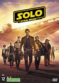 Solo - A Star Wars Story-DVD