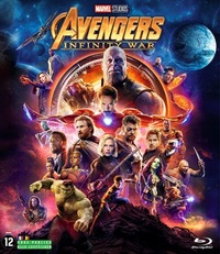 Avengers - Infinity War-Blu-Ray