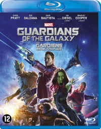 Guardians Of The Galaxy-Blu-Ray