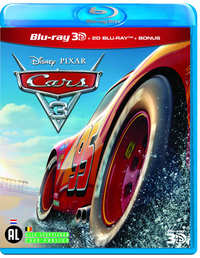 Cars 3 (2D+3D Blu-Ray)-3D Blu-Ray