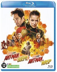 Ant Man & The Wasp-Blu-Ray