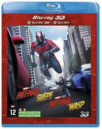 Ant Man & The Wasp (3D En 2D Blu-Ray)-3D Blu-Ray