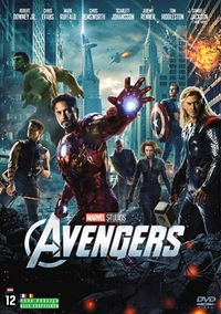 Avengers-DVD