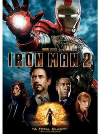 Iron Man 2-DVD