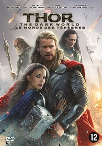Thor - The Dark World-DVD