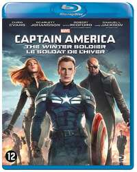 Captain America - The Winter Soldier-Blu-Ray