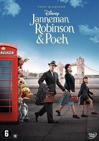 Janneman Robinson & Poeh(Christopher Robinson)-DVD