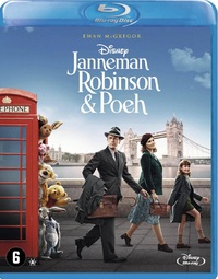 Janneman Robinson & Poeh(Christopher Robinson)-Blu-Ray