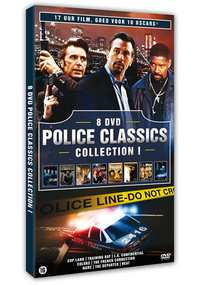 Police Classics Collection 1 (8 Dvd's)-DVD