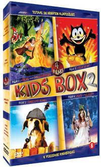 Kids Box 2 (4 Films)-DVD