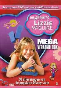 Lizzie McGuire - Mega Verzamelbox-DVD