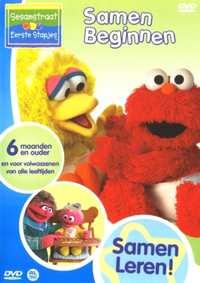 Sesamstraat - Eerste Stapjes - Samen Beginnen-DVD
