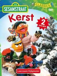 Sesamstraat - Kerst-DVD