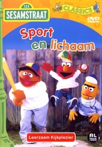Sesamstraat - Sport En Lichaam-DVD
