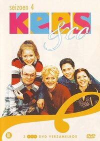 Kees & Co - Seizoen 4-DVD