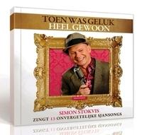 Toen Was Geluk Heel Gewoon-Simon Stokvis-CD