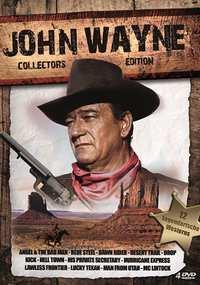 John Wayne Collection Edition Box (4 DVD)-DVD