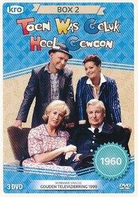 Toen Was Geluk Heel Gewoon - Seizoen 2 1960-DVD