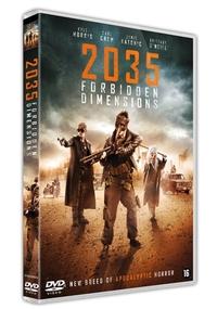 2035 Forbidden Dimensions-DVD