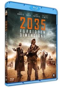 2035 Forbidden Dimensions-Blu-Ray