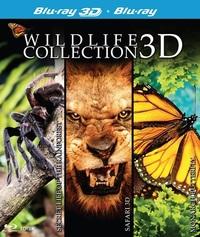 Wildlife Collection (3D En 2D Blu-Ray)-3D Blu-Ray