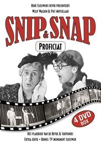 Snip & Snap - Proficiat 75 Jaar-DVD