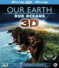 Our Earth - Our Oceans (3D En 2D Blu-Ray)-3D Blu-Ray