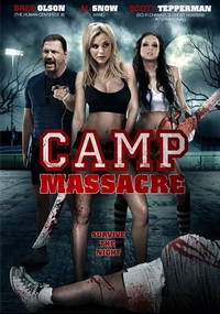 Camp Massacre-DVD