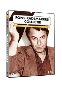 Fons Rademakers Collection-DVD