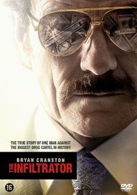 The Infiltrator-DVD