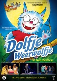 Dolfje Weerwolfje - De Familiemusical (Inclusief CD Met Alle Liedjes)-DVD