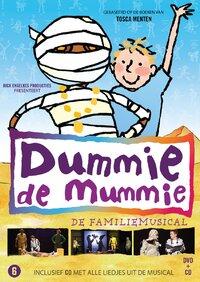 Dummie De Mummie - De Familiemusical (DVD + CD)-DVD+CD