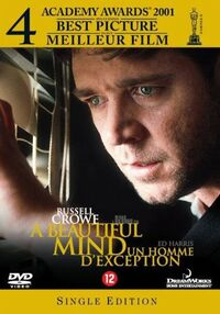 A Beautiful Mind-DVD
