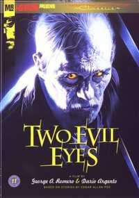 Two Evil Eyes-DVD