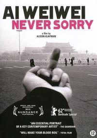 Ai Weiwei: Never Sorry-DVD