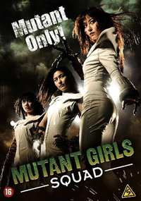 Mutant Girls Squad-DVD