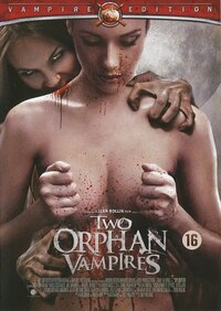 Two Orphan Vampires-DVD