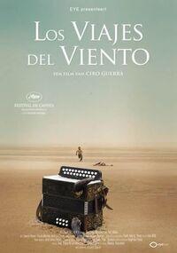 Los Viajes Del Viento-DVD