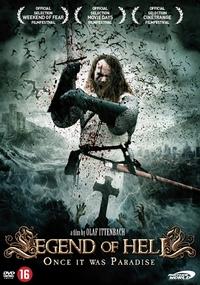 Legend Of Hell-DVD